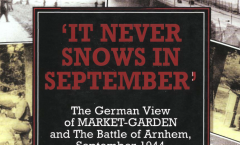 """It never snows in September."