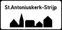 St. Anthoniuskerk, Strijp